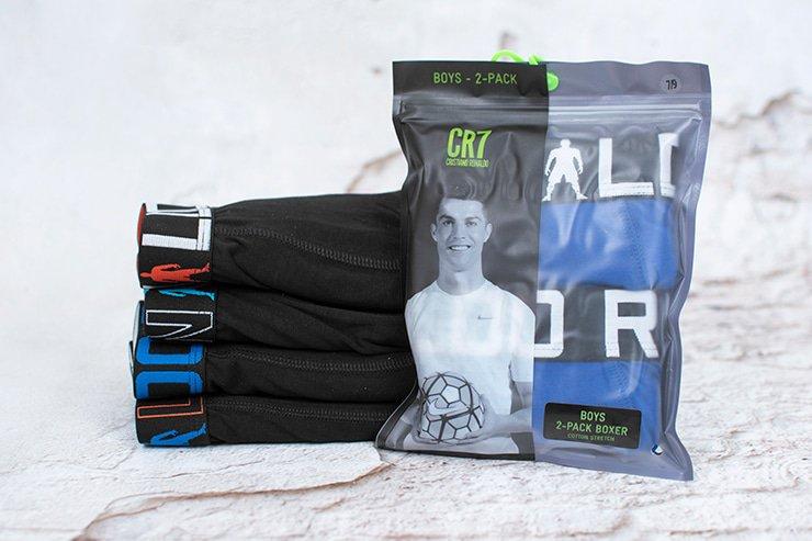 CR7 Christiano Ronaldo underwear boys