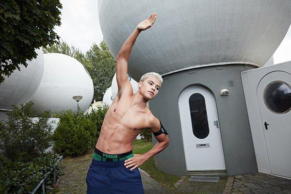 Klaar voor je workout met een goede sportoutfit voor heren