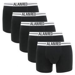 lasting giftbox 5-pack boxers zwart