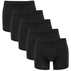 colin giftbox 5-pack boxers zwart