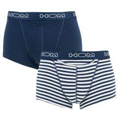 HO1 2-pack stripe blauw
