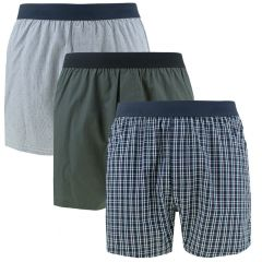 woven boxers 3-pack multi