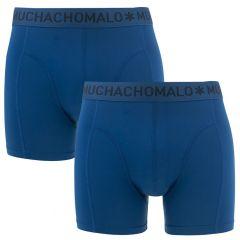 microfiber 2-pack blauw