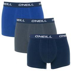 boxers 3-pack blauw