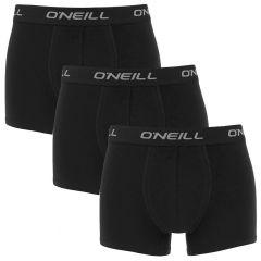 boxers 3-pack zwart