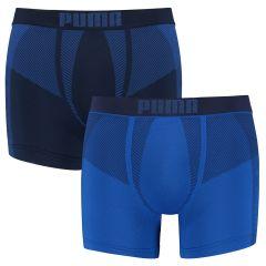 seamless 2-pack blauw