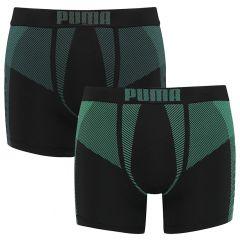 seamless 2-pack groen & zwart