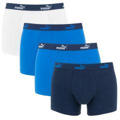 promo 4-pack blauw & wit