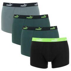 promo 4-pack groen & zwart