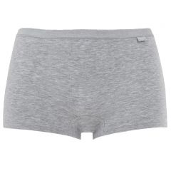dames basic short grijs
