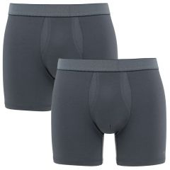 ever fresh short 2-pack grijs
