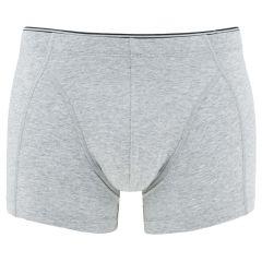 basic short grijs
