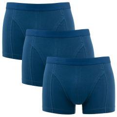 basic 3-pack blauw