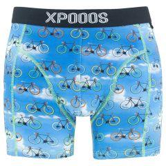 bike trip boxer blauw